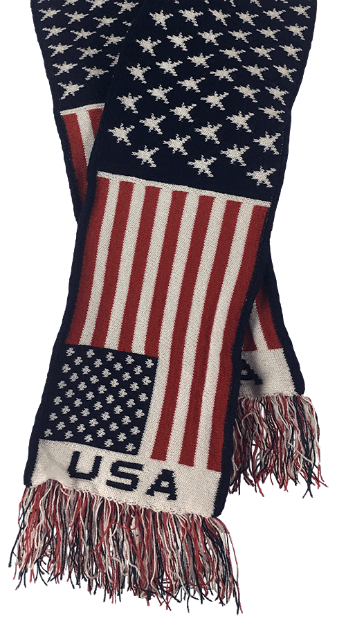 home page usa scarf
