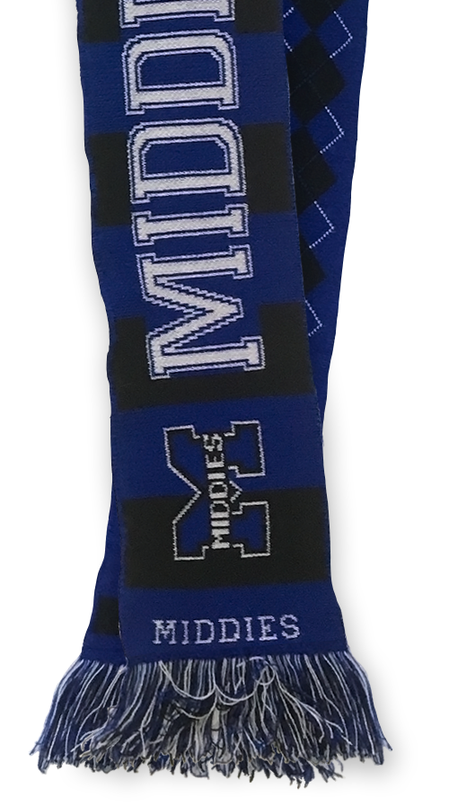 home page middies scarf